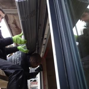 Okna i żaluzje fasadowe w Erkelenz