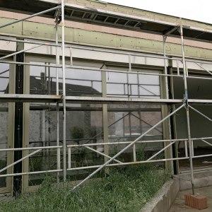 Alukonstruktionen Gruendau-Lieblos