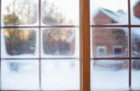 okna szron